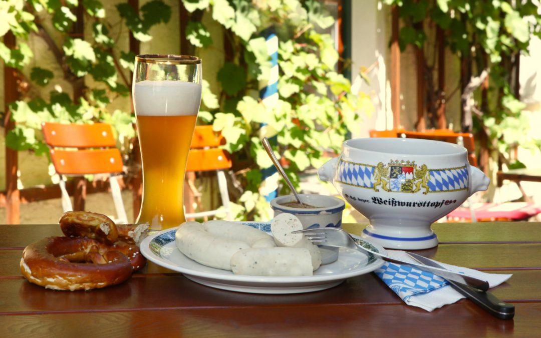 Weißwurst Frühschoppen