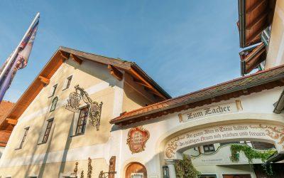 Biergarten und Pension ab Pfingstmontag wieder geöffnet!